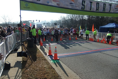 Run the Reagan 10K/Half Marathon