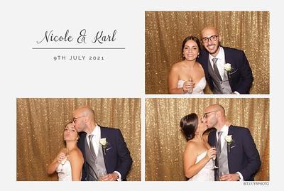 Nicole + Karl