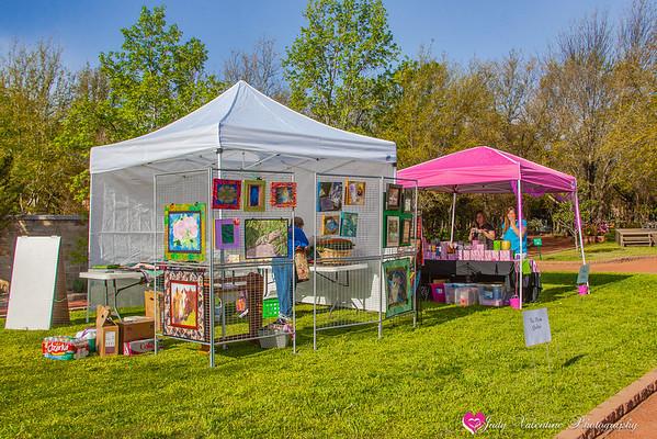Clark Gardens Spring Festival & Founder Day 2013