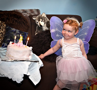 Bethan's 3rd Birthday