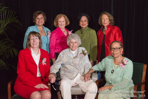 Best of Malta House of Care: Wonder Women 2015