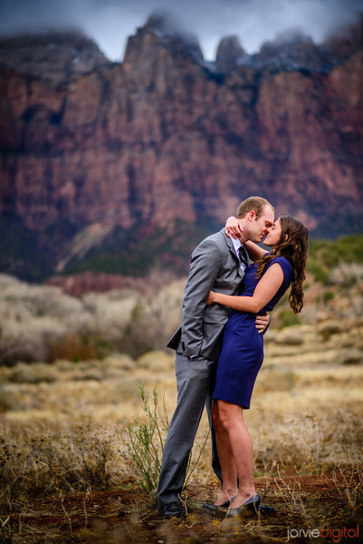 Southern Utah Engagements