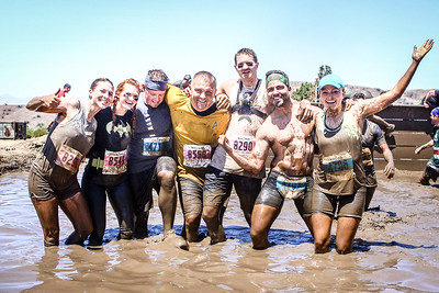 2016 6-4 Mud Run