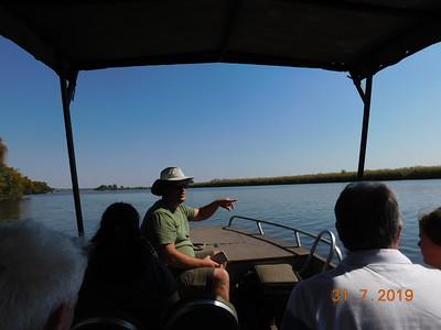 2019-07-31 Botswana River Safari
