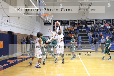 Bears Vs Eastside 12-4-12