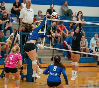 Rosary Volleyball vs. Newark