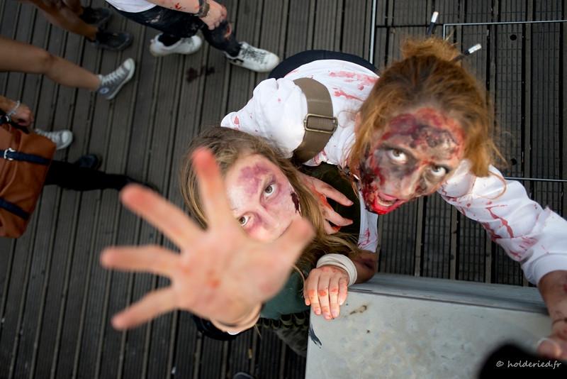 Halloween / Zombie walk Montpellier