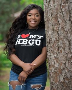 Quaya Lewis HBCU Grad Shoot