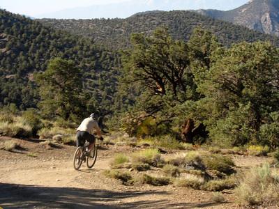 2011-08-19 - White Mountains, Black Canyon