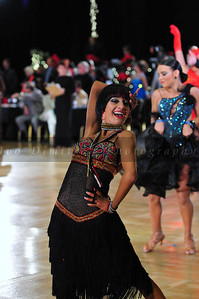 Holiday Dance Classic, Las Vegas, December 10, 2011