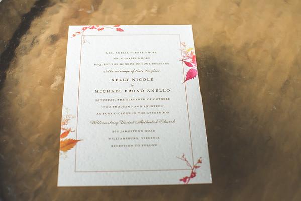 Nikki - Michael Wedding '14
