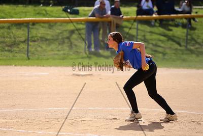 Softball_Hills VS. Knolls 050613