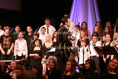 Dexter McCarty Christmas Choir Concert 2011