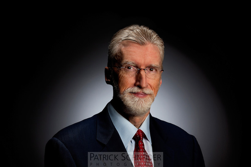 Corporate portrait head shot
