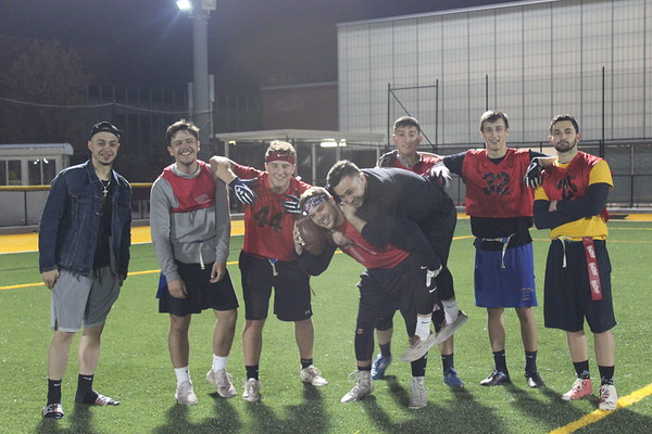 Spring 2019 Intramural Champions