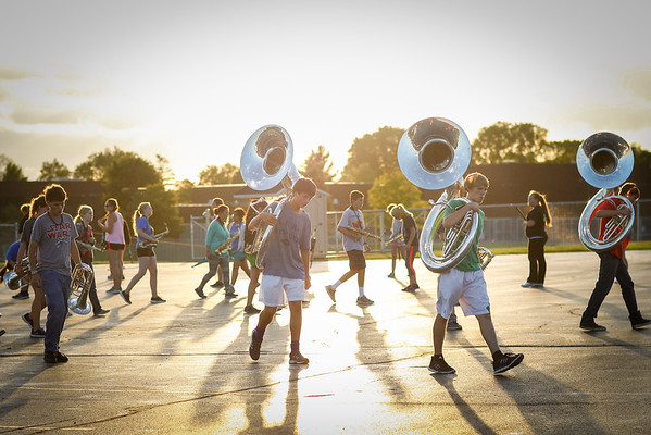 2015-08-20 Band Practice
