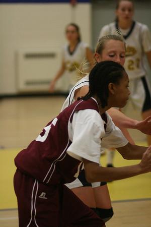 2012 Girls Basketball at Colt's Neck
