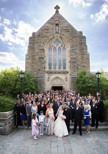Davis-Church Wedding
