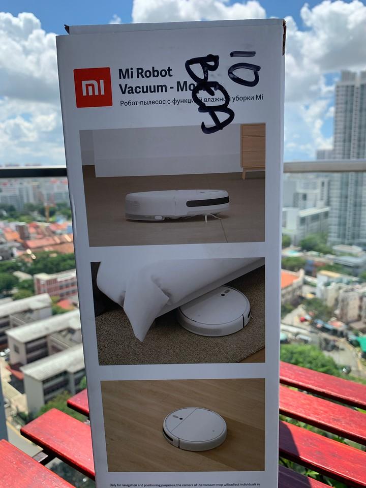 Xiaomi MiJia 1C Robot Vacuum Cleaner