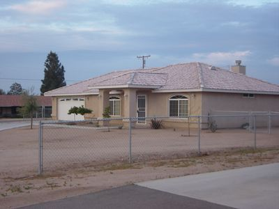 Hesperia House Before we bought