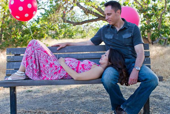 Eveline & Steve Maternity