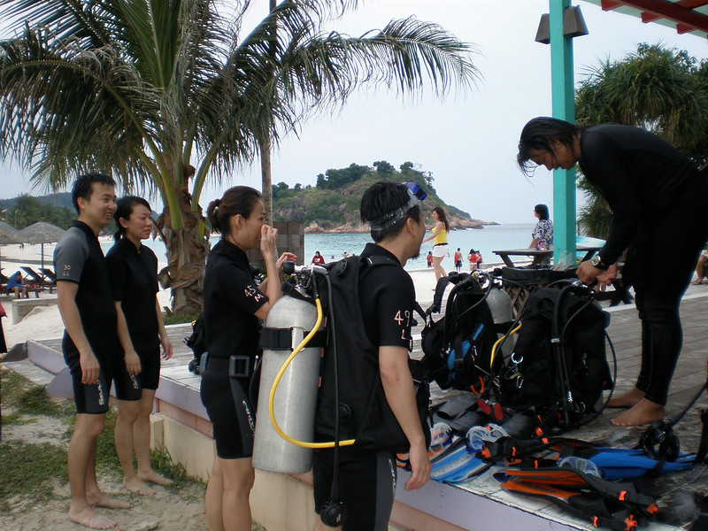 [20080515] Will & Bee Scuba Diving @ Redang (31).JPG