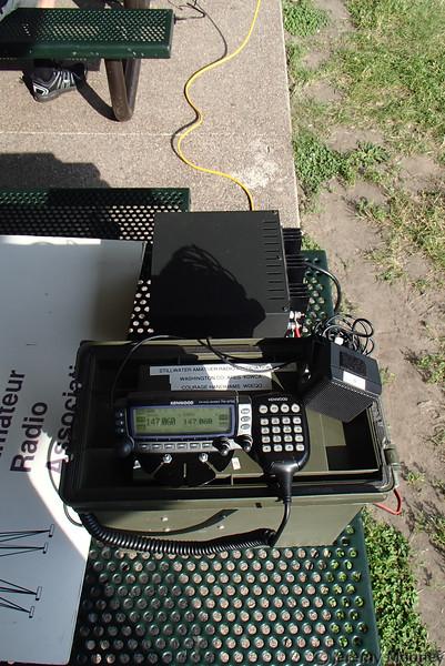 W0JH Field Day - VHF