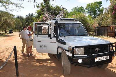 2016/12 - Uganda:  Entebbe