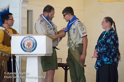 John-Aaron Eagle Scout Court of Honor