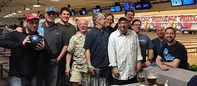Men's Club Matzah Bowl April 2017