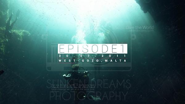 Sunken Dreams Ex9 Malta Ep1 Photos