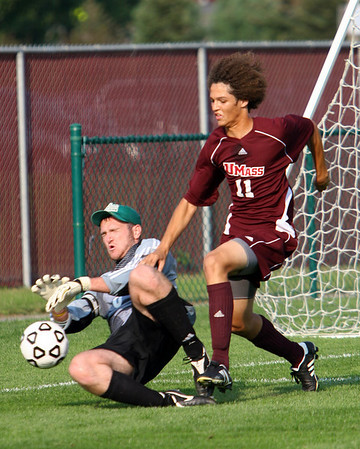 University of Massachusetts Men's NCAA Soccer 2006