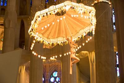 Sagrada Familia, Barcelona 2016