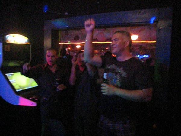 2009/10/17 - Silver Dollar Karaoke