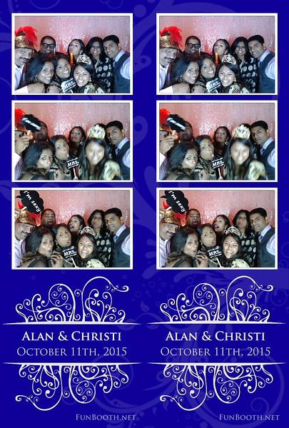 Alan & Christi - Custom