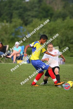 U17 Boys - Team Ecuador vs Richfield Ravens
