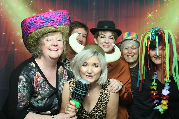 Photo Booth Hire - Preston Lodge School Reunion