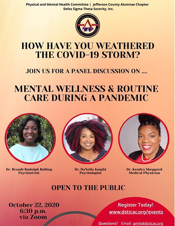 How  Have You Weathered The COVID-19 Storm 10.22.20