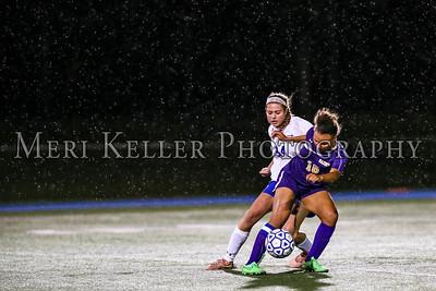 St. Rays vs MHS Soccer Girls Varsity Senior Night 10.26.17