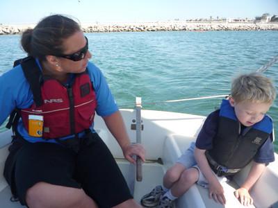 Sailing 8-20-10
