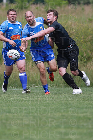 Reserves 7's of Kansas City Blues Rugby Club, The Heartland 7's Qualifier, Kansas City, July 6, 2013