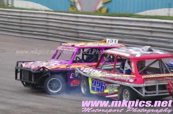National Mini Stox, Birmingham, 30 August 2014