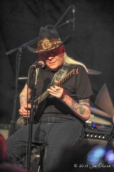 In Memory of Johnny Winter