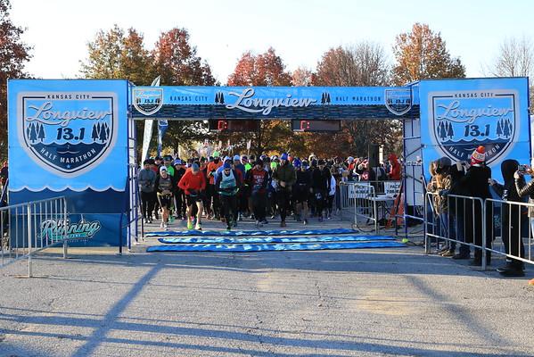 Starting Line Half Marathon