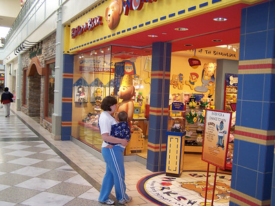 The Joels @ Build-a-Bear