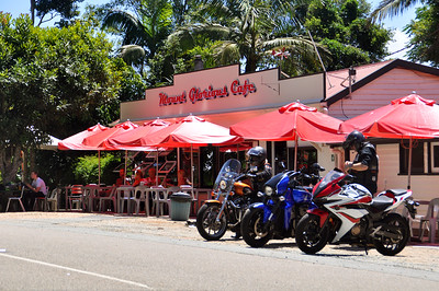New Years Day ride to Mt Glorious 190101