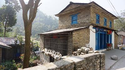 Nepal Dhaulagiri Trek