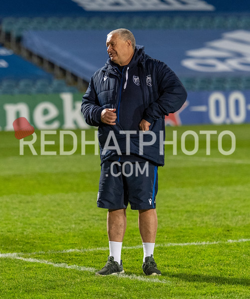 Captain's Run, Leinster Rugby, RDS Arena, 18 December 2020