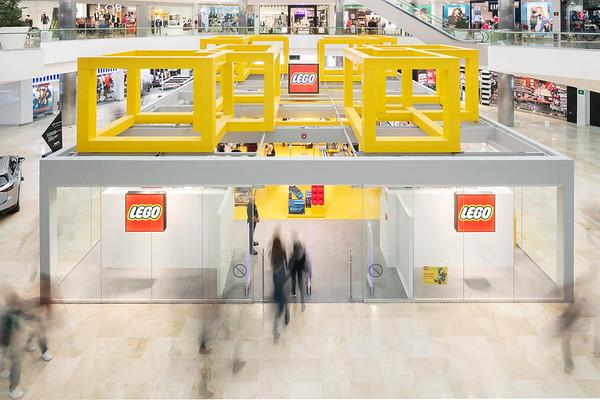 Lego Store Guadalajara