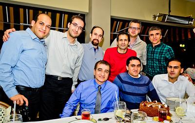 Nowruz Dinner with Dr. Pedram, 03/22/13